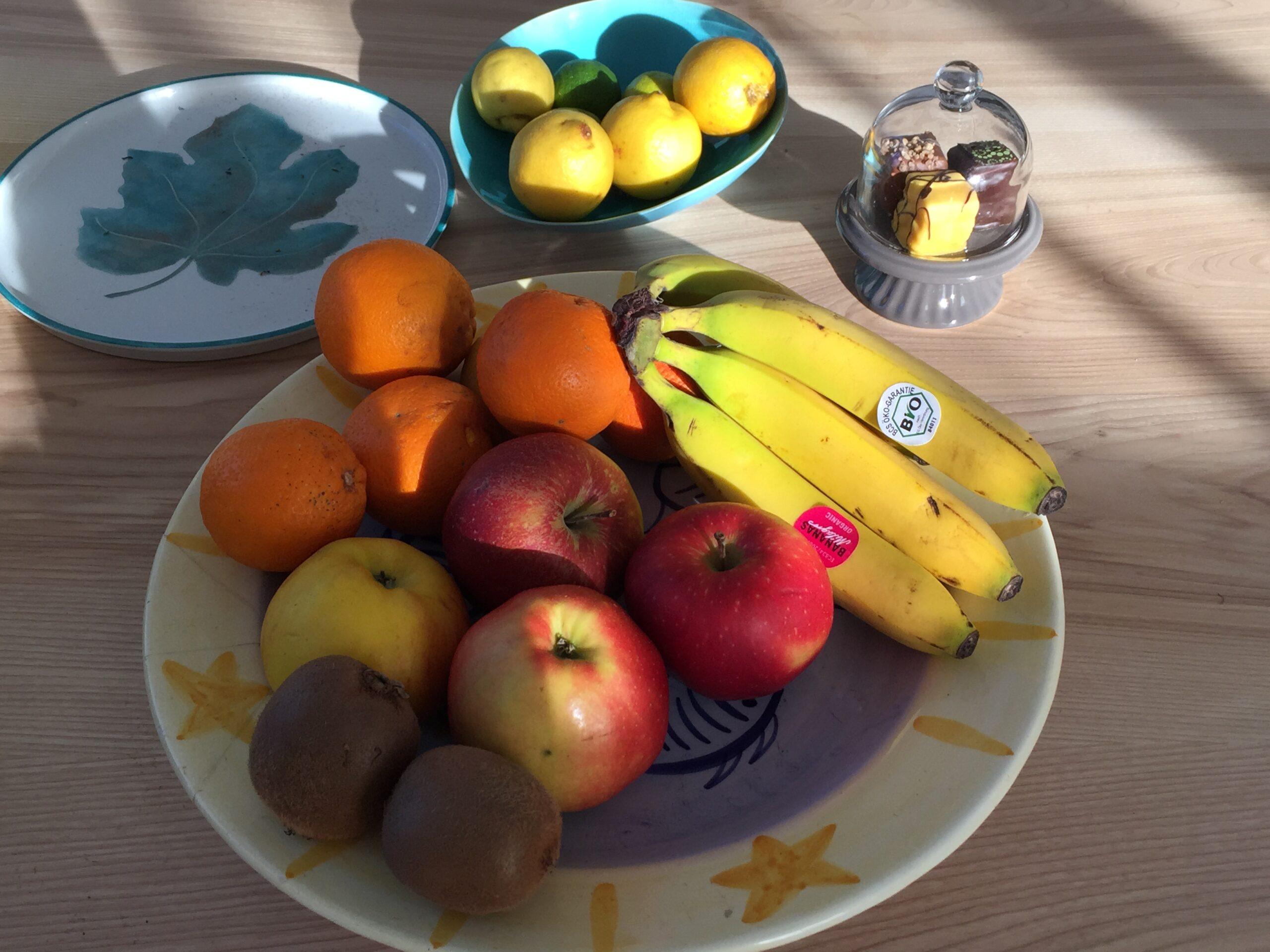 Wieviel Obst und Gemüse konsumieren die Deutschen?